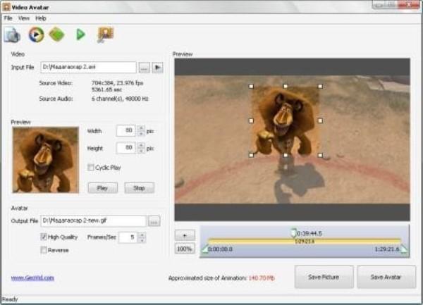 Video Avatar 2.0.32 скачать бесплатно.